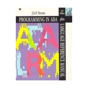 Programming in ADA