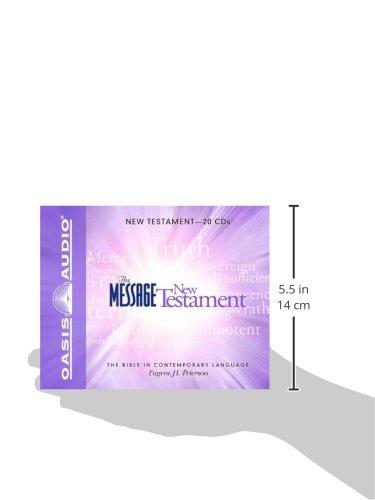 Message New Testament-MS