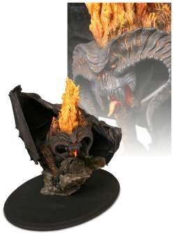 Buy Low Price Sideshow Balrog – Flame Of Udun Sideshow Polystone Statue Figure (B00076MRMG)