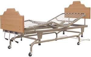 Full Bed Bunk Beds 9352 front