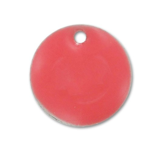 ronds-email-epoxy-15-mm-rose-corail-x6