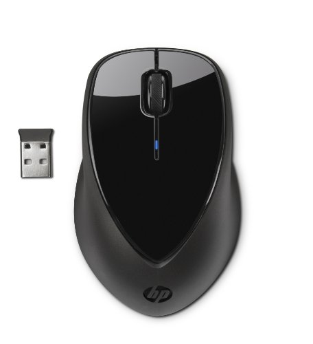 Hp Wireless Mouse X4000 With Laser Sensor (A0X35Aa#Aba)