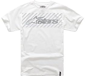 2014 Alpinestars Snafu Classic Tee - White - X-Large