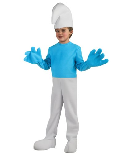 The Smurfs Movie 2 Deluxe Smurf Costume