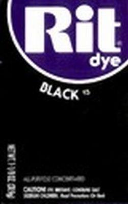 Rit Dye 32 g Black Powder (6-Pack)