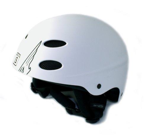 Arnette Plug In Ski Helmet Stencil White-S S