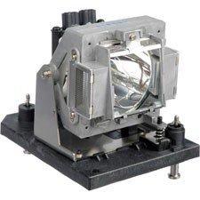 haiwo NP04LP/60002027de haute qualité Ampoule de projecteur de remplacement compatible avec boîtier pour NEC NP4000/NP4001(simple).