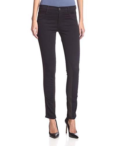James Jeans Women's 2-Tone Jean Legging