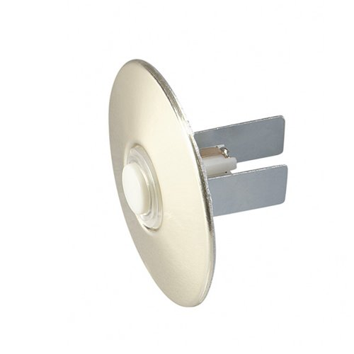 Nutone Pb41lbgl Wired Lighted Door Chime Push Button