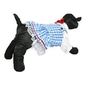 Dorothy Dog Costume