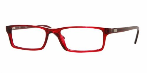 Red Ray Ban Eyeglass Frames | SEMA Data Co-op