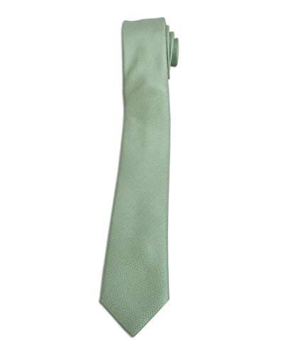 Men's Mini Dotted Pattern Slim Tie (Sage) (Mens Sage Green Ties compare prices)