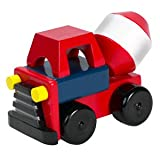 Small Wooden Cement Mixer
