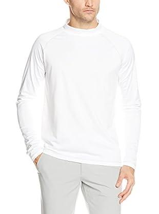 adidas Camiseta Manga Larga Mknkbase (Blanco)
