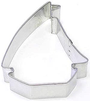 SAILBOAT Cookie Cutter 3.5 in. B1371X