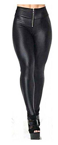WenHong Fashion Trendy Women's Stretchy Leggings Pants Tights