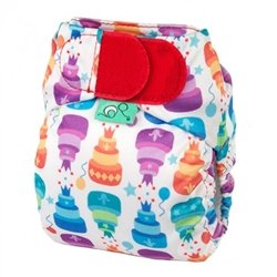 TeenyFit Pocket Diaper - Birthday - 1