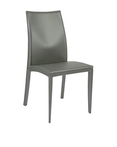 Eurostyle Dafney Side Chair, Gray