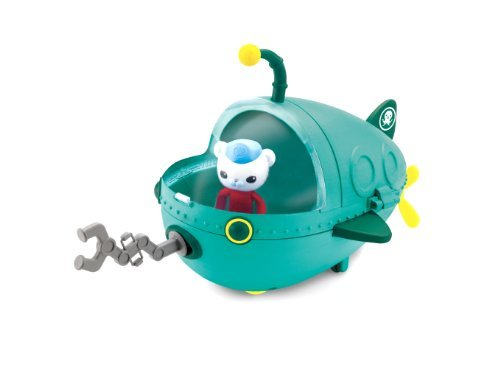 Fisher-Price Octonauts Gup A Deluxe Vehicle Playset Toy, Kids, Play, Children