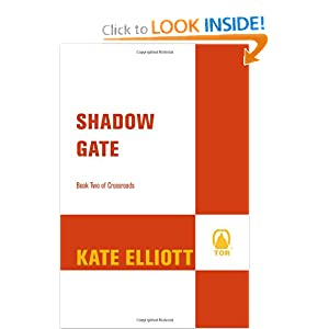 Shadow Gate: Book Two of Crossroads (Crossroads (Tor)) by