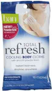 Ban Total Refresh Invigorates 10 Count 3 Pack