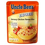 UNCLE BEN'S® Express Savoury Chicken Flavour Rice 6 x 250g