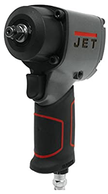 """Jet 505106 Air Tools 3/8"""" Square Drive Impact Wrench"""