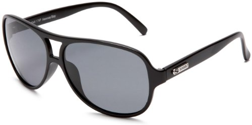 Sunbelt Men's Hemingway Aviator Sunglasses,Matte