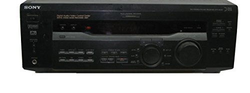 Sony STR-SE501 FM/AM Stereo Audio Receiver (Discontinued)
