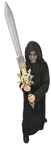 [Rubie's Costume Chaos Medieval Sword Costume Accessory] (Kratos Halloween Costume God War)