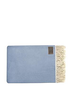 Pandora Plaid 100% algodón (Azul)