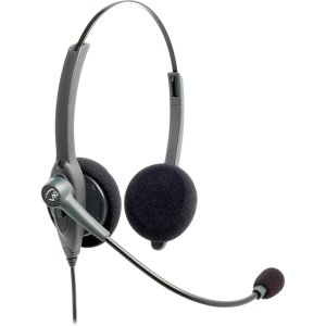 Vxi Passport 21V Dc Headset. Passport 21V Dc Headset Ph-Hd. Stereo - Quick Disconnect - Wired - 150 Ohm - 20 Hz-15 Khz - Gold Plated - Over-The-Head - Binaural Snr - Semi-Open - Noise Cancelling, Electret Microphone