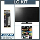 LG 32LK450 32 inch Class LCD HDTV, Full HD 1080p Resolution, with Accessory ....