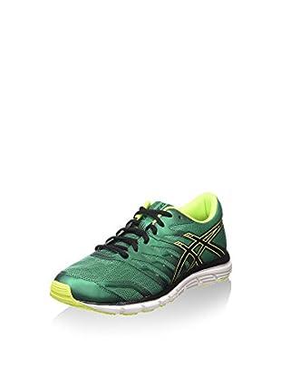 Asics Zapatillas Gel-Zaraca 4 (Verde / Amarillo)