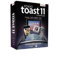 Roxio Toast 11 Titanium Software