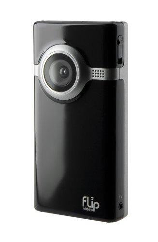 Flip Mino Video Camera - Black, 2 GB,1 Hour (1st Generation) OLD MODEL
