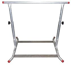 Beginner Horizontal Bar - Institutional Galvanized Finish - Gym Equipment