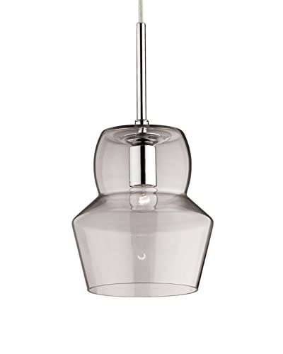 EVERGREEN LIGHTS Lámpara De Suspensión Transparente
