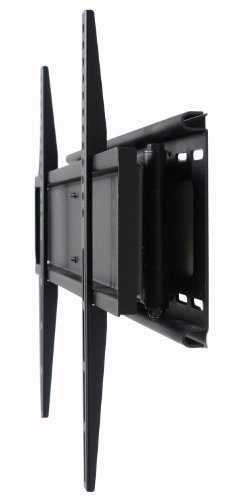 VideoSecu-Tilt-Swivel-TV-Wall-Mount-32-55-LCD-LED-Plasma-TV-Flat-Screen-with-VESA-200x200400x400up-to-600x400-mm-Full-Motion-Articulating-Dual-Arm-Mount-Fits-up-to-24-Studs-MW365B2-C20