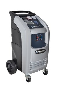 Mastercool (69789) Black/Gray Fully Automatic Recover/Recycle/Recharge Machine front-598398