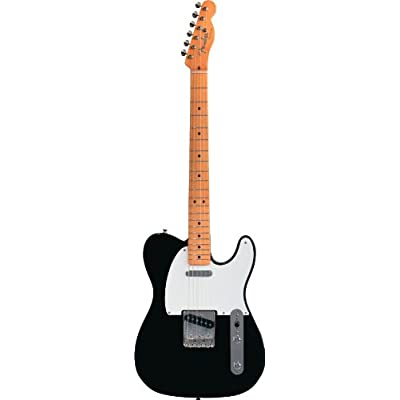 Fender Classic Series '50s Telecaster, Maple Fretboard - Black Comparison