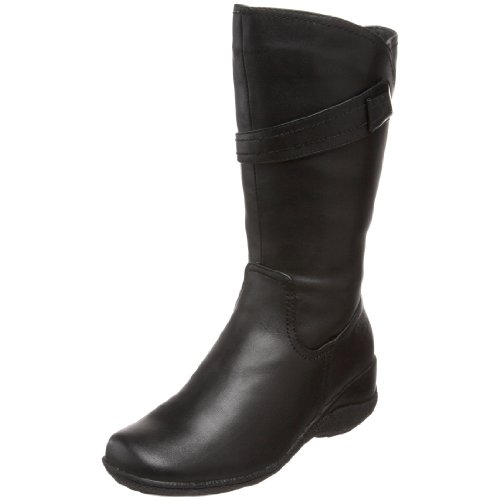 Spring Step Women's Bismarck Boot,Black,41 EU/9.5-10 M US