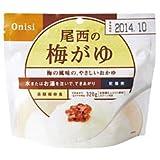 尾西食品(Onisi foods) 梅がゆ