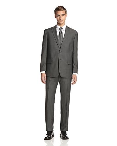 Kroon Men's Sharkskin Suit
