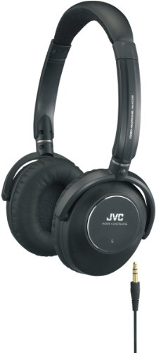 JVC HA-NC250 High Quality Noise Cancelling Headphones with Comfortable Ear Pads Black Friday & Cyber Monday 2014