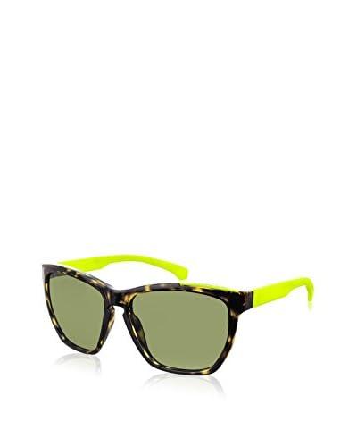 Calvin Klein Sonnenbrille 757S-204 (57 mm) havanna/gelb