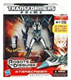 Transformers Prime Robots in Disguise Voyager Class Series 1 - Starscream Figure