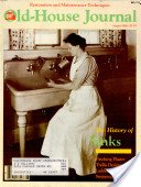 old-house-journal-the-history-of-sinks-patching-plaster-trellis-designs-ladders-scaffolds-stripping-