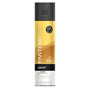 Pantene Pro-V 24 Hour Volume Hairspray 11.5 Oz (Pack of 3)