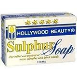 Hollywood Beauty Sulphur Soap 85 G
